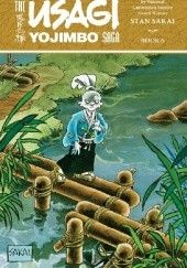 Okładka książki Usagi Yojimbo Saga Volume 6 Stan Sakai