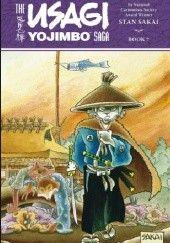 Okładka książki Usagi Yojimbo Saga Volume 7 Stan Sakai