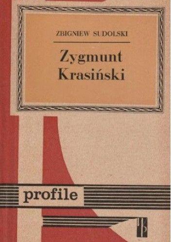 Okładka książki Zygmunt Krasiński Zbigniew Sudolski