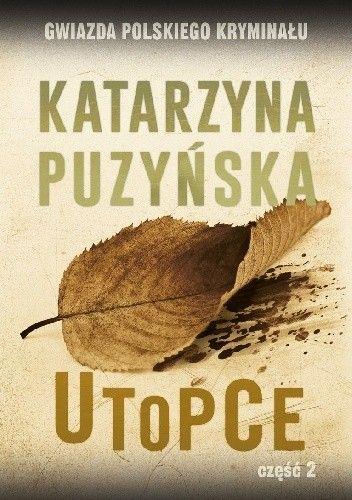 Okładka książki Utopce cz. 2 Katarzyna Puzyńska