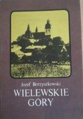 Okładka książki Wielewskie Góry : dzieje Wiela i jego kalwarii Józef Borzyszkowski
