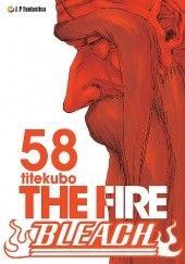 Okładka książki Bleach 58. THE FIRE Tite Kubo