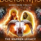 Okładka książki Doctor Who - Short Trips: The Warren Legacy Julian Richards