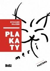 Okładka książki Kajzer. Plakaty Dorota Folga-Januszewska