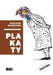 Okładka książki Marszałek. Plakaty Zdzisław Schubert