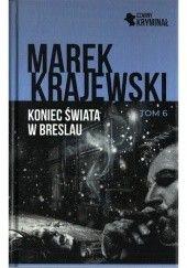 Okładka książki Koniec świata w Breslau Marek Krajewski