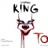 Okładka książki To Stephen King