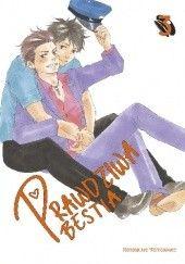 Okładka książki Prawdziwa bestia #3 Kotetsuko Yamamoto