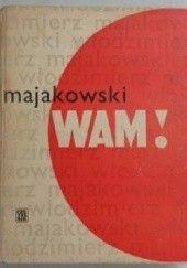 Okładka książki Wam! Włodzimierz Majakowski
