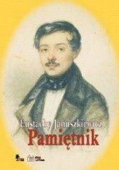 Okładka książki Pamiętnik Eustachy Januszkiewicz