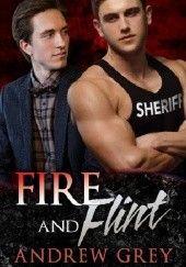 Okładka książki Fire and Flint Andrew Grey