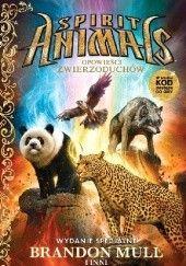 Okładka książki Opowieści Zwierzoduchów Brandon Mull,i inni