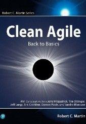 Okładka książki Clean Agile: Back to Basics Robert Cecil Martin