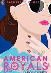 Okładka książki American Royals Katharine McGee