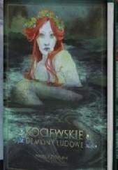 Okładka książki Kociewskie demony ludowe Natalia Zacharek