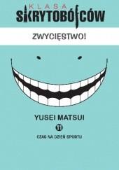 Okładka książki Klasa skrytobójców #11: Czas na dzień sportu Yusei Matsui
