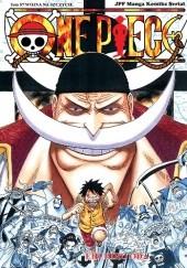 Okładka książki One Piece tom 57 - Wojna na szczycie Eiichiro Oda