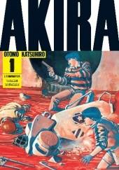 Okładka książki Akira - edycja specjalna tom 1 Katsuhiro Ōtomo