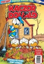 Okładka książki Kaczor Donald, nr 11 (1000) / 2019