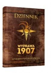 Okładka książki Dziennik. Wyprawa 1907 Kiafas Giorgios