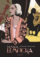 Okładka książki Tamara Łempicka