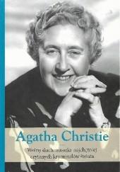 Okładka książki Agatha Christie. Wolny duch, autorka  najchętniej czytanych kryminałów świata. Maria Romero