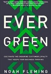 Okładka książki Evergreen Noah Fleming