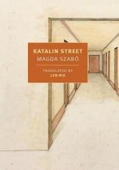 Okładka książki Katalin Street Magda Szabó