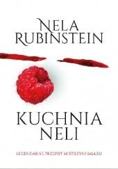 Okładka książki Kuchnia Neli Aniela Rubinstein