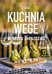 Okładka książki Przystanek Cisna. Kuchnia wege w sercu Bieszczad Katarzyna Rozmysłowicz