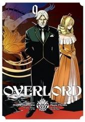 Okładka książki Overlord #9 Maruyama Kugane,Fugin Miyama