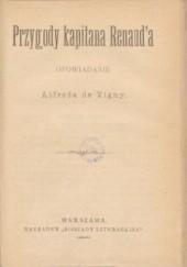 Okładka książki Przygody kapitana Renaud Alfred de Vigny