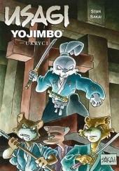 Okładka książki Usagi Yojimbo: Ukryci