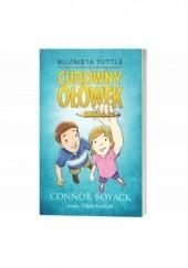 Okładka książki Bliźnięta Tuttle i cudowny ołówek Connor Boyack