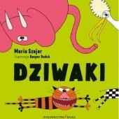 Okładka książki Dziwaki Maria Szajer,Kacper Dudek
