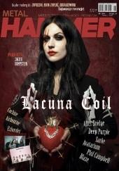 Okładka książki Metal Hammer nr 341 11/2019 Redakcja magazynu Metal Hammer