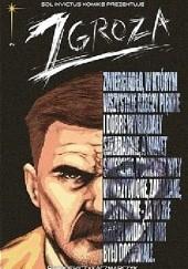 Okładka książki Zgroza- 4- Gniew