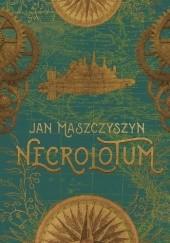 Okładka książki Necrolotum Jan Maszczyszyn