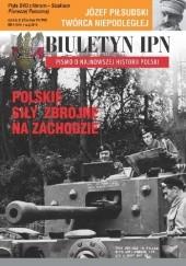 """Okładka książki """"Biuletyn IPN"""" nr 5/2018"""