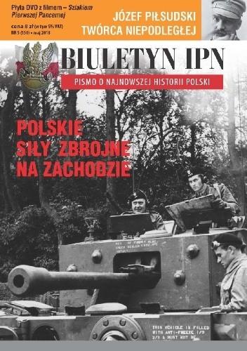 """Okładka książki """"Biuletyn IPN"""" nr 5/2018 praca zbiorowa"""