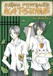 Okładka książki Księga Przyjaciół Natsume #8 Yuki Midorikawa