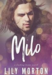 Okładka książki Milo Lily Morton