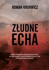 Okładka książki Złudne echa Roman Krukwicz