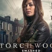 Okładka książki Torchwood: Smashed James Goss