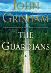 Okładka książki The Guardians John Grisham