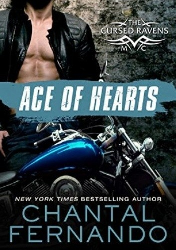 Okładka książki Ace of Hearts Chantal Fernando