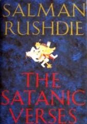 Okładka książki The Satanic Verses Salman Rushdie