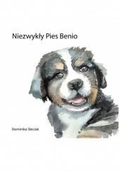 Okładka książki Niezwykły Pies Benio Dominika Steciak