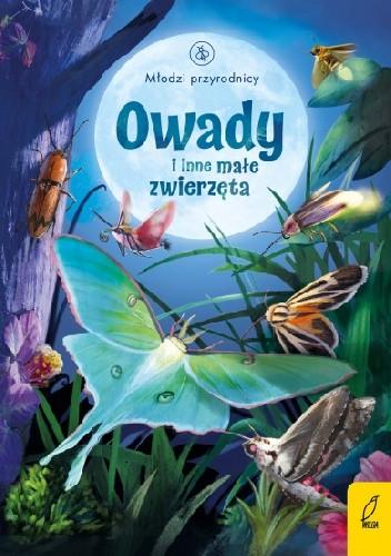 Okładka książki Owady i inne małe zwierzęta Emily Bone