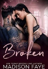 Okładka książki Broken Madison Faye